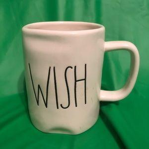 "Rae Dunn ""Wish"" Mug"